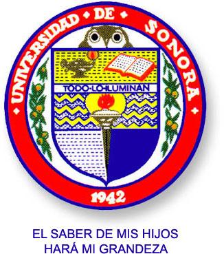 logo de la universidad de sonora: